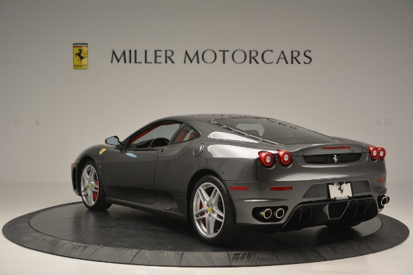 Used 2008 Ferrari F430 for sale Sold at Alfa Romeo of Greenwich in Greenwich CT 06830 5