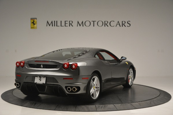 Used 2008 Ferrari F430 for sale Sold at Alfa Romeo of Greenwich in Greenwich CT 06830 7