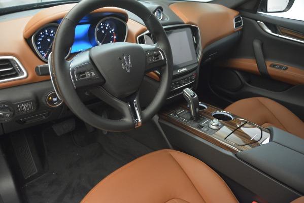 Used 2019 Maserati Ghibli S Q4 for sale Sold at Alfa Romeo of Greenwich in Greenwich CT 06830 14
