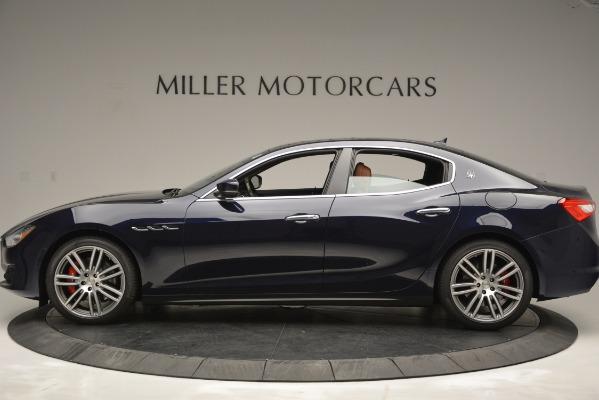 Used 2019 Maserati Ghibli S Q4 for sale Sold at Alfa Romeo of Greenwich in Greenwich CT 06830 3