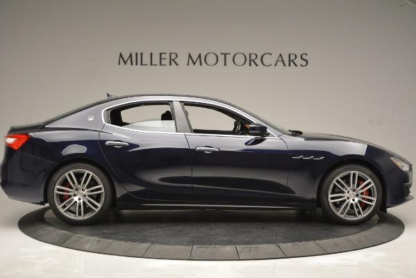 Used 2019 Maserati Ghibli S Q4 for sale Sold at Alfa Romeo of Greenwich in Greenwich CT 06830 9