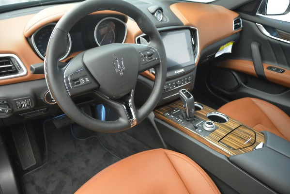 New 2019 Maserati Ghibli S Q4 GranLusso for sale Sold at Alfa Romeo of Greenwich in Greenwich CT 06830 13