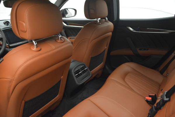 New 2019 Maserati Ghibli S Q4 GranLusso for sale Sold at Alfa Romeo of Greenwich in Greenwich CT 06830 17