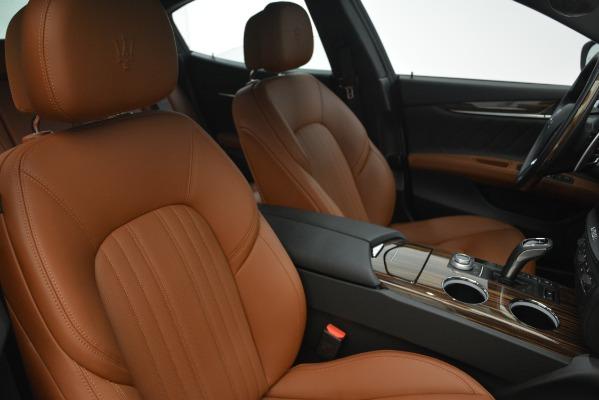 New 2019 Maserati Ghibli S Q4 GranLusso for sale Sold at Alfa Romeo of Greenwich in Greenwich CT 06830 22