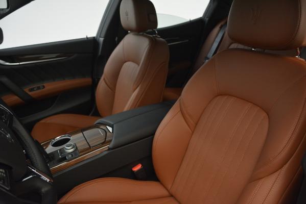 New 2019 Maserati Ghibli S Q4 GranLusso for sale Sold at Alfa Romeo of Greenwich in Greenwich CT 06830 15