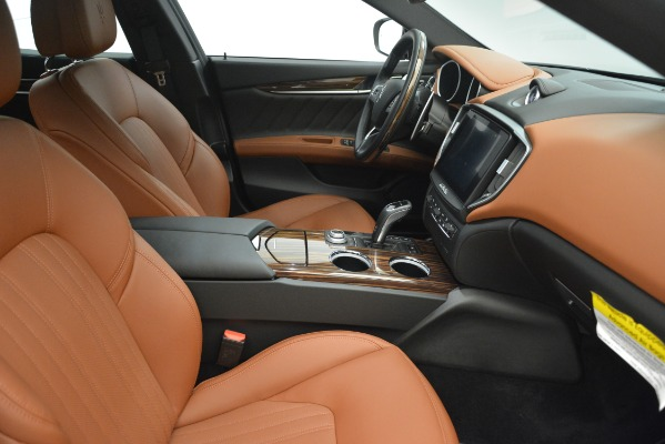 New 2019 Maserati Ghibli S Q4 GranLusso for sale Sold at Alfa Romeo of Greenwich in Greenwich CT 06830 21