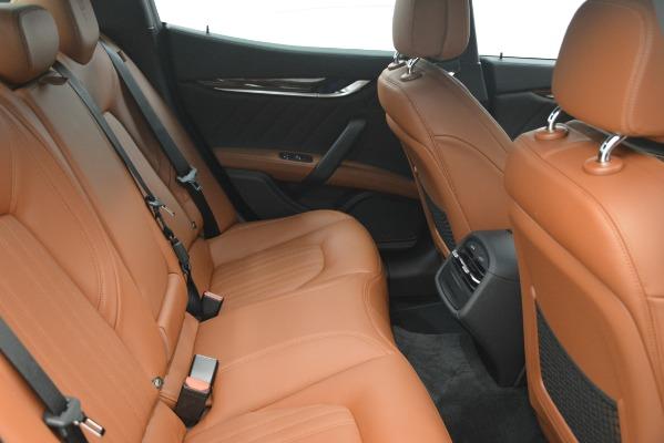 New 2019 Maserati Ghibli S Q4 GranLusso for sale Sold at Alfa Romeo of Greenwich in Greenwich CT 06830 24