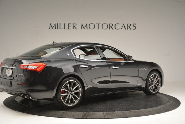 New 2019 Maserati Ghibli S Q4 GranLusso for sale Sold at Alfa Romeo of Greenwich in Greenwich CT 06830 8