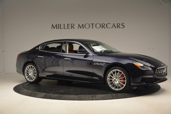 New 2019 Maserati Quattroporte S Q4 GranSport for sale $125,765 at Alfa Romeo of Greenwich in Greenwich CT 06830 10