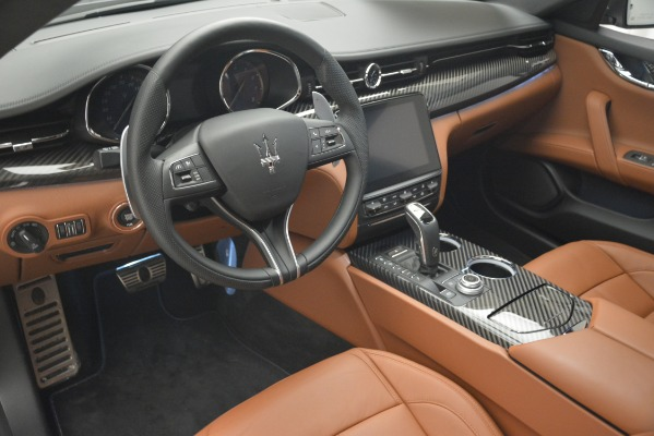 New 2019 Maserati Quattroporte S Q4 GranSport for sale $125,765 at Alfa Romeo of Greenwich in Greenwich CT 06830 14