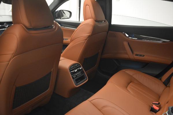 New 2019 Maserati Quattroporte S Q4 GranSport for sale $125,765 at Alfa Romeo of Greenwich in Greenwich CT 06830 19