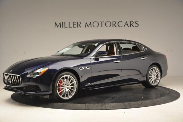 New 2019 Maserati Quattroporte S Q4 GranSport for sale $125,765 at Alfa Romeo of Greenwich in Greenwich CT 06830 2