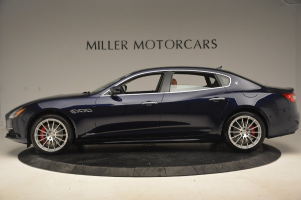 New 2019 Maserati Quattroporte S Q4 GranSport for sale $125,765 at Alfa Romeo of Greenwich in Greenwich CT 06830 3