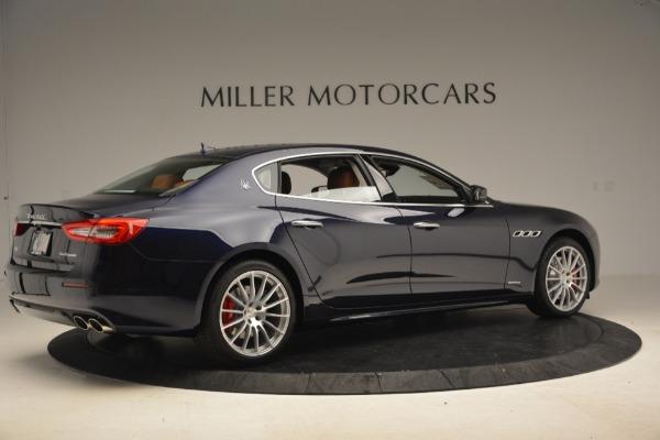 New 2019 Maserati Quattroporte S Q4 GranSport for sale $125,765 at Alfa Romeo of Greenwich in Greenwich CT 06830 8