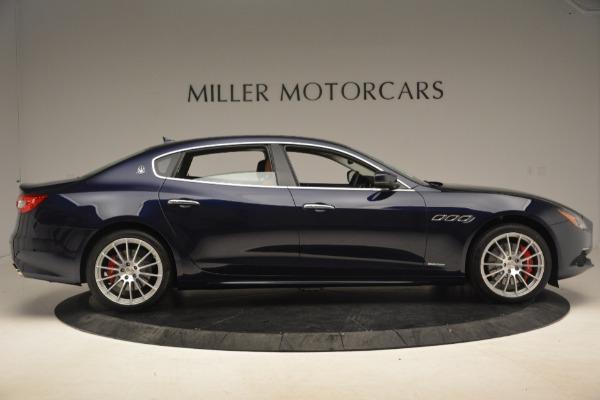 New 2019 Maserati Quattroporte S Q4 GranSport for sale $125,765 at Alfa Romeo of Greenwich in Greenwich CT 06830 9