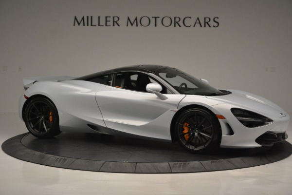 New 2019 McLaren 720S Coupe for sale $344,340 at Alfa Romeo of Greenwich in Greenwich CT 06830 10