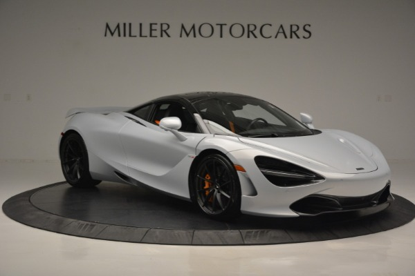 New 2019 McLaren 720S Coupe for sale $344,340 at Alfa Romeo of Greenwich in Greenwich CT 06830 11