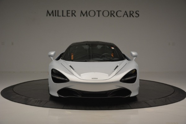 New 2019 McLaren 720S Coupe for sale $344,340 at Alfa Romeo of Greenwich in Greenwich CT 06830 12