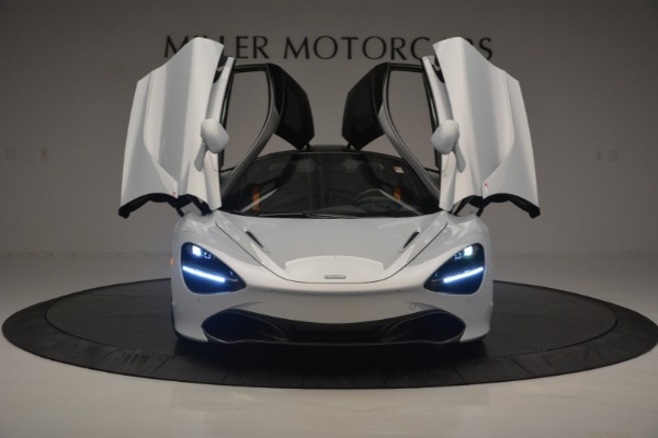 New 2019 McLaren 720S Coupe for sale $344,340 at Alfa Romeo of Greenwich in Greenwich CT 06830 13