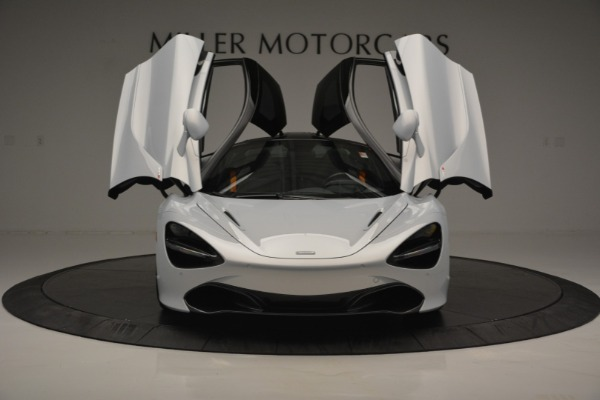 New 2019 McLaren 720S Coupe for sale $344,340 at Alfa Romeo of Greenwich in Greenwich CT 06830 14