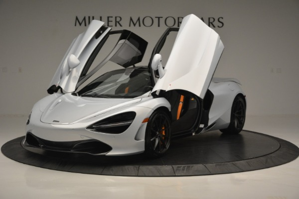 New 2019 McLaren 720S Coupe for sale $344,340 at Alfa Romeo of Greenwich in Greenwich CT 06830 15