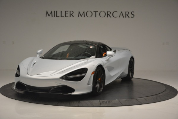 New 2019 McLaren 720S Coupe for sale $344,340 at Alfa Romeo of Greenwich in Greenwich CT 06830 2