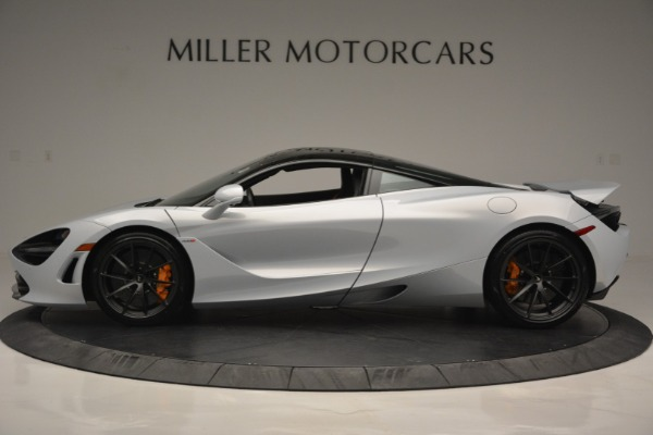 New 2019 McLaren 720S Coupe for sale $344,340 at Alfa Romeo of Greenwich in Greenwich CT 06830 3