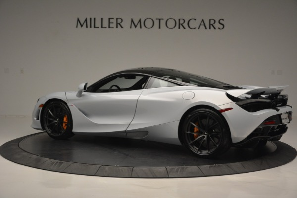 New 2019 McLaren 720S Coupe for sale $344,340 at Alfa Romeo of Greenwich in Greenwich CT 06830 4