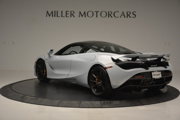 New 2019 McLaren 720S Coupe for sale $344,340 at Alfa Romeo of Greenwich in Greenwich CT 06830 5