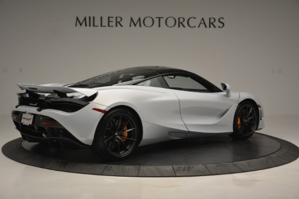 New 2019 McLaren 720S Coupe for sale $344,340 at Alfa Romeo of Greenwich in Greenwich CT 06830 8