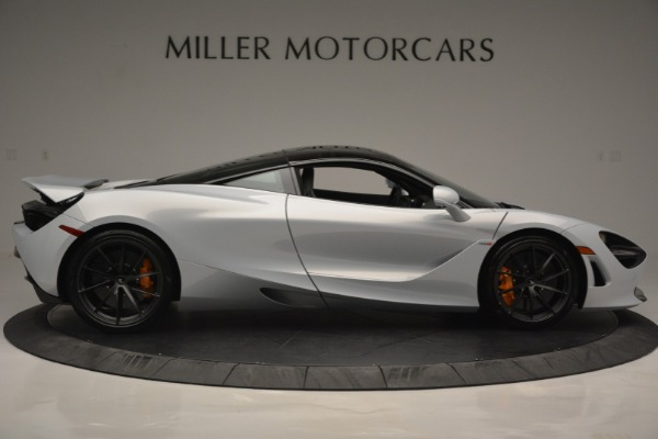 New 2019 McLaren 720S Coupe for sale $344,340 at Alfa Romeo of Greenwich in Greenwich CT 06830 9