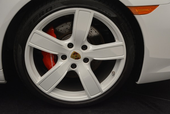 Used 2017 Porsche 911 Targa 4S for sale Sold at Alfa Romeo of Greenwich in Greenwich CT 06830 24