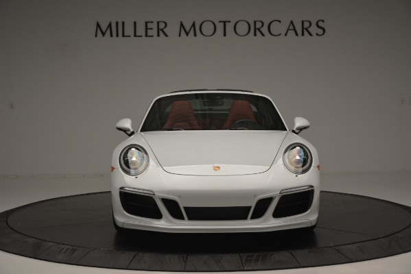 Used 2017 Porsche 911 Targa 4S for sale Sold at Alfa Romeo of Greenwich in Greenwich CT 06830 6