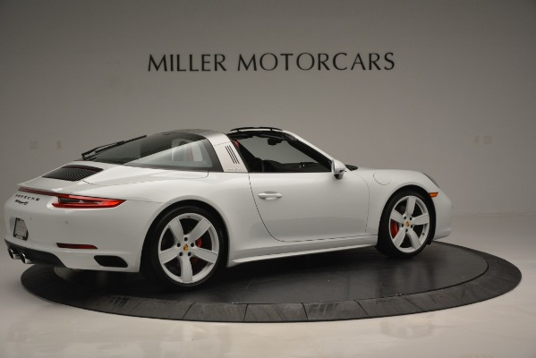 Used 2017 Porsche 911 Targa 4S for sale Sold at Alfa Romeo of Greenwich in Greenwich CT 06830 8