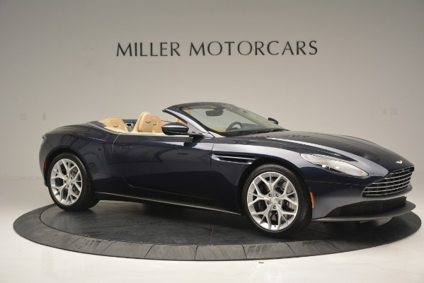New 2019 Aston Martin DB11 Volante Volante for sale Sold at Alfa Romeo of Greenwich in Greenwich CT 06830 10