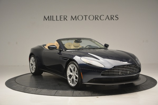 New 2019 Aston Martin DB11 Volante Volante for sale Sold at Alfa Romeo of Greenwich in Greenwich CT 06830 11
