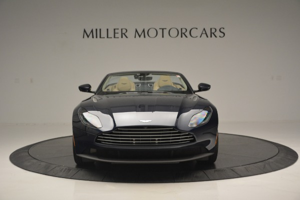 New 2019 Aston Martin DB11 Volante Volante for sale Sold at Alfa Romeo of Greenwich in Greenwich CT 06830 12