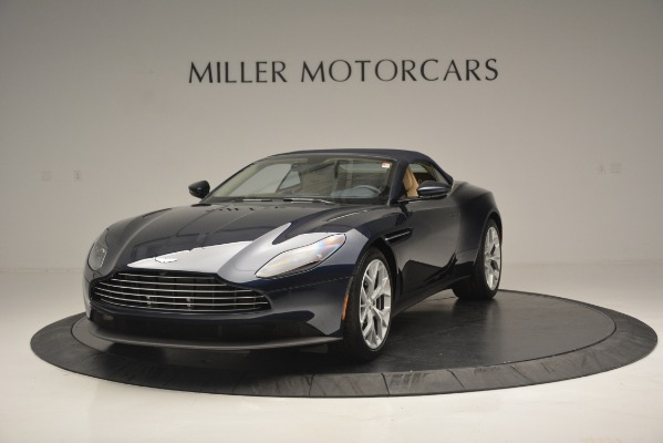 New 2019 Aston Martin DB11 Volante Volante for sale Sold at Alfa Romeo of Greenwich in Greenwich CT 06830 13