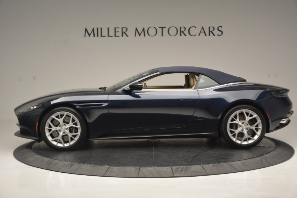 New 2019 Aston Martin DB11 Volante Volante for sale Sold at Alfa Romeo of Greenwich in Greenwich CT 06830 15
