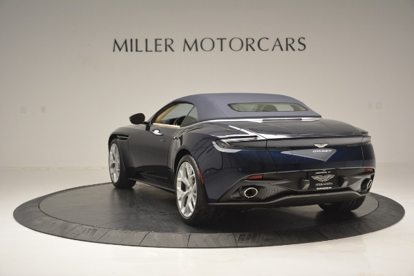 New 2019 Aston Martin DB11 Volante Volante for sale Sold at Alfa Romeo of Greenwich in Greenwich CT 06830 17