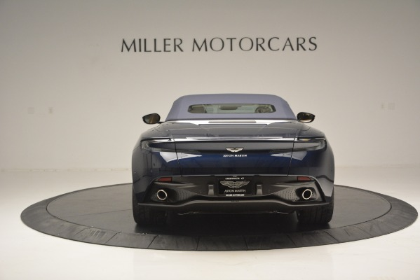 New 2019 Aston Martin DB11 Volante Volante for sale Sold at Alfa Romeo of Greenwich in Greenwich CT 06830 18
