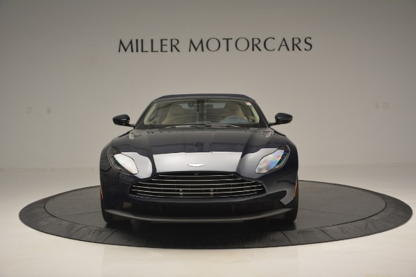 New 2019 Aston Martin DB11 Volante Volante for sale Sold at Alfa Romeo of Greenwich in Greenwich CT 06830 23