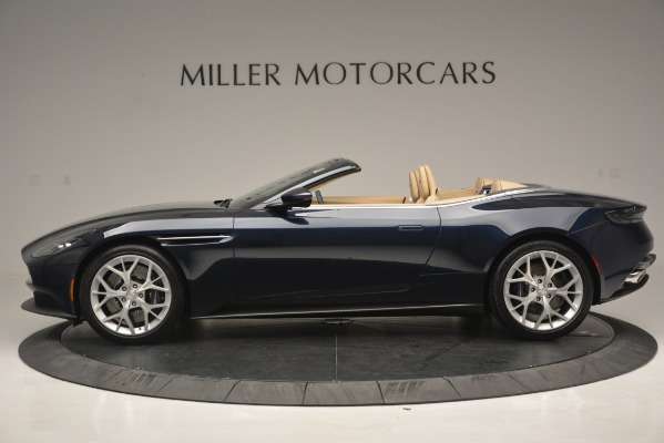New 2019 Aston Martin DB11 Volante Volante for sale Sold at Alfa Romeo of Greenwich in Greenwich CT 06830 3