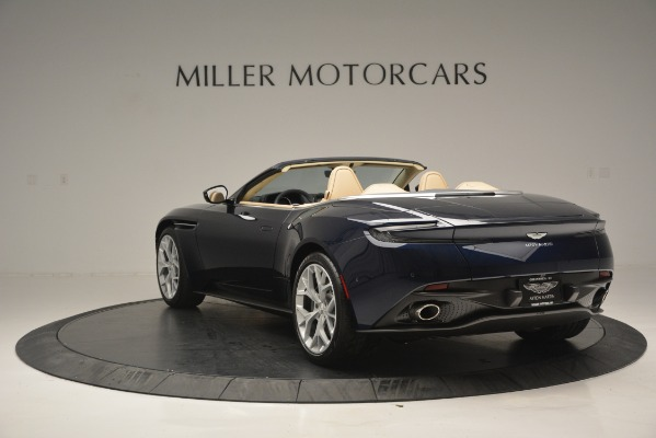 New 2019 Aston Martin DB11 Volante Volante for sale Sold at Alfa Romeo of Greenwich in Greenwich CT 06830 5
