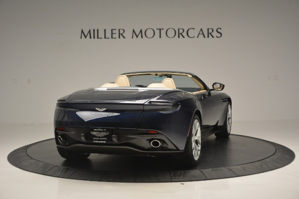 New 2019 Aston Martin DB11 Volante Volante for sale Sold at Alfa Romeo of Greenwich in Greenwich CT 06830 7