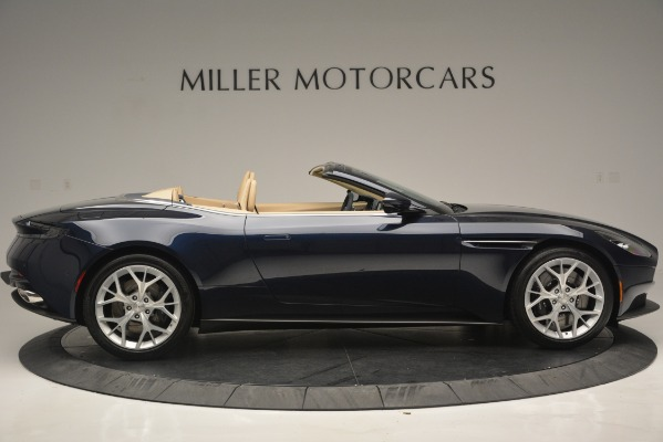 New 2019 Aston Martin DB11 Volante Volante for sale Sold at Alfa Romeo of Greenwich in Greenwich CT 06830 9