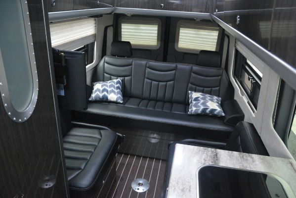 Used 2014 Mercedes-Benz Sprinter 3500 Airstream Lounge Extended for sale Sold at Alfa Romeo of Greenwich in Greenwich CT 06830 15