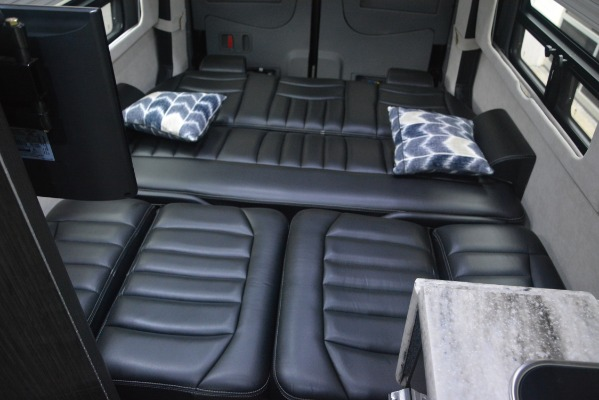 Used 2014 Mercedes-Benz Sprinter 3500 Airstream Lounge Extended for sale Sold at Alfa Romeo of Greenwich in Greenwich CT 06830 16
