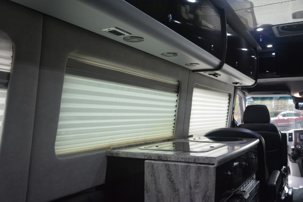 Used 2014 Mercedes-Benz Sprinter 3500 Airstream Lounge Extended for sale Sold at Alfa Romeo of Greenwich in Greenwich CT 06830 24