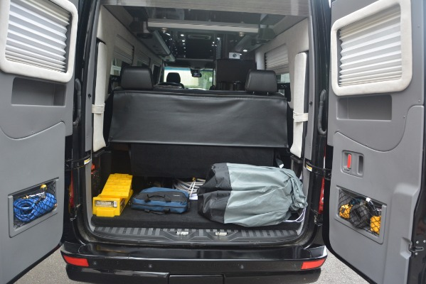 Used 2014 Mercedes-Benz Sprinter 3500 Airstream Lounge Extended for sale Sold at Alfa Romeo of Greenwich in Greenwich CT 06830 26